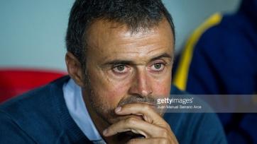 Луис Энрике считает, что «Барселона» сможет отыграться
