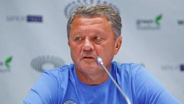 Маркевич: «Благодарен своим футболистам за самоотдачу»