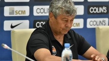 Луческу: «В матчах с «Днепром» и «Динамо» арбитры снова допускают ошибки не в нашу пользу»