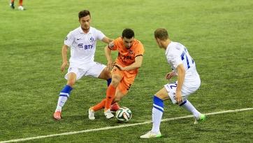 Молодёжное первенство: «Динамо» взяло верх в игре с «Уралом»