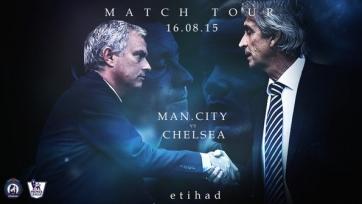 Анонс. «Манчестер Сити» - «Челси» - битва титанов