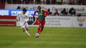 «Локомотив» не смог взломать оборону «Терека»