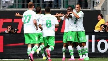 «Вольфсбург» начинает чемпионат с победы
