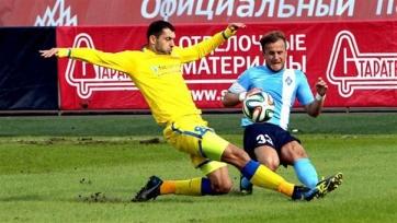 «Ростов» едва спас ничью в матче с «КС»