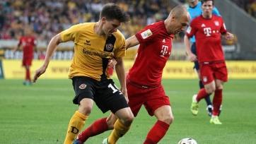 «Бавария» провела удачный спарринг с дрезденским «Динамо»