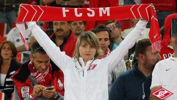 Московское дерби стало самым посещаемым матчем пятого тура