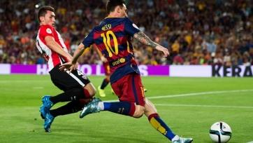 «Барселона» проиграла Суперкубок Испании