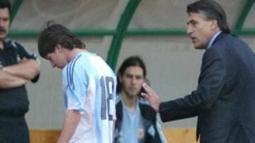 Исполнилось десять лет со дня дебюта Лео Месси в сборной