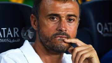 Луис Энрике: «После удаления матч завершился»