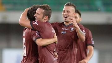 «Салернитана» выбила «Кьево» из Кубка Италии