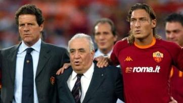 «Рома» вспоминает Франко Сенси