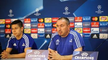 Стойлов: «Астана» считается аутсайдером пары, но фавориты в футболе не всегда побеждают»