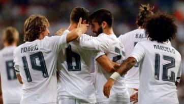 «Реал» выиграл Кубок Сантьяго Бернабеу