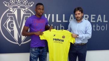 Официально: Бакамбу стал игроком «Вильярреала»