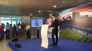 Матео Ковачич: «Хочу поблагодарить «Реал» - это особое событие»