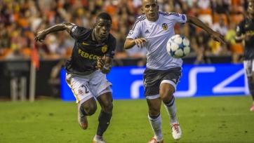 «Валенсия» оказалась сильнее «Монако»