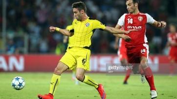 Загребское «Динамо» выиграло в Албании