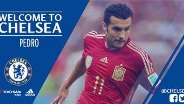 Официально: Педро – игрок «Челси»