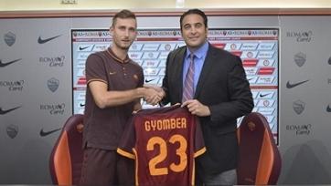 Официально: «Рома» объявила о переходе Дьомбера