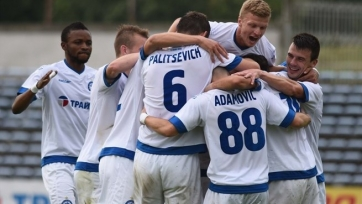 «Динамо» справилось с «Зальцбургом»
