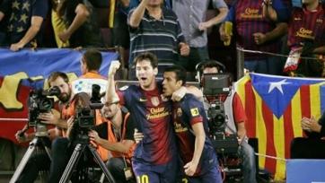 Лионель Месси: «Удачи, Педро!»