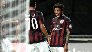 Бакка: «Мы хорошо взаимодействуем с Адриано»