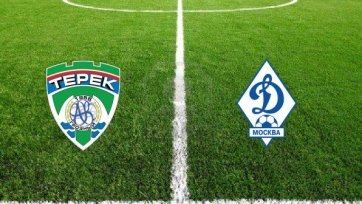 «Терек» и «Динамо» определились с составами
