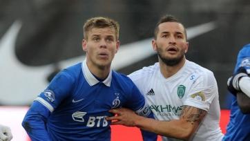 «Терек» и «Динамо» поделили очки
