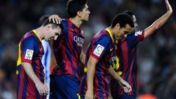 Марк Бартра: «Барселона» по-прежнему неудержима»