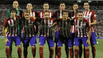 Наставник «Атлетико» назвал состав за десять часов до матча