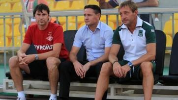 Аленичев: «Очень переживал после поражения в дерби, но нужно двигаться дальше»