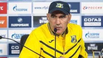 Бердыев: «Ребята хорошо отработали в обороне, но ЦСКА есть ЦСКА»
