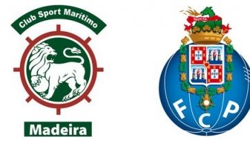 «Порту» не сумел переиграть «Маритиму»