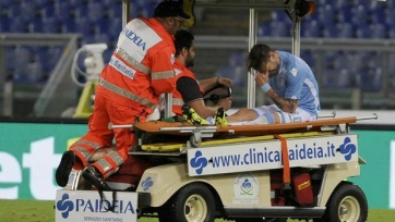 Лукас Биглия получил травму