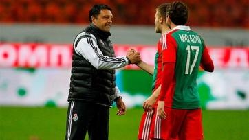 Игорь Черевченко: «Мы полностью контролировали ход матча»