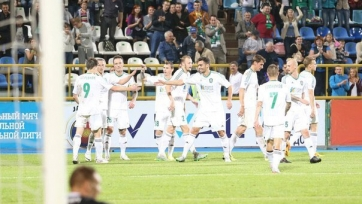 «Томь» вырвала победу у «Газовика»