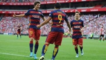 «Барселона» поквиталась с «Атлетиком»