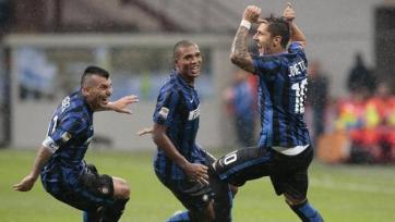 «Интер» вырвал победу у «Аталанты»