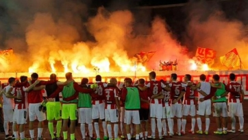 «Црвена Звезда» вышла на первое место в чемпионате Сербии