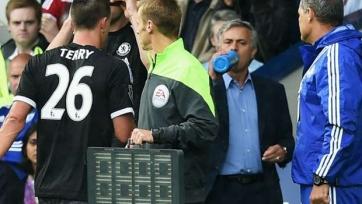 «Челси» не будет оспаривать удаление Джона Терри