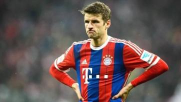 «Бавария» не собирается расставаться с Мюллером