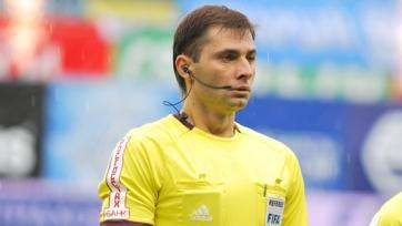 Алексей Еськов обслужит поединок между «Сент-Этьеном» и «Милсами»