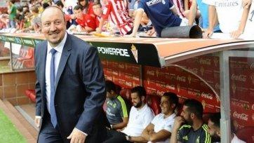 Марсело: «Наши футболисты довольны Бенитесом»