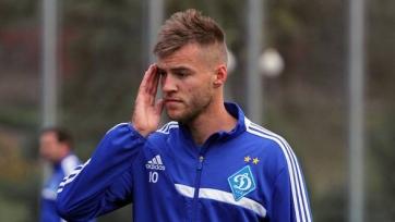 «Эвертон» не может договориться о трансфере Ярмоленко