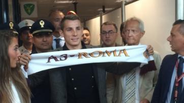 Люка Динь прибыл в Рим