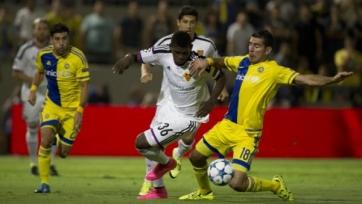 «Динамо» Загреб и «Маккаби» пробились в групповой этап Лиги чемпионов