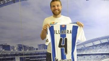 Официально: Асьер Ильярраменди представлен в качестве игрока «Реал Сосьедада»