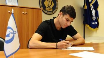 Официально: Григорий Морозов продлил контракт с «Динамо»