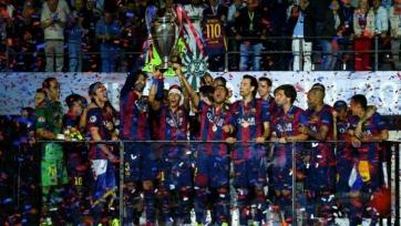 Игроки «Барселоны» будут выступать в особых футболках в матчах ЛЧ