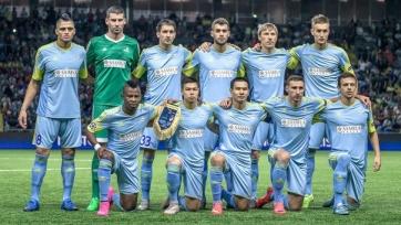 «Астана» пробилась в групповой раунд Лиги чемпионов